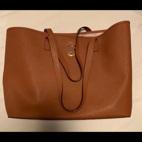 Michael Kors Handbags - Large brown tote